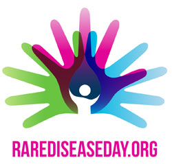 Unsere Aktion bei RareDiseaseDay.org